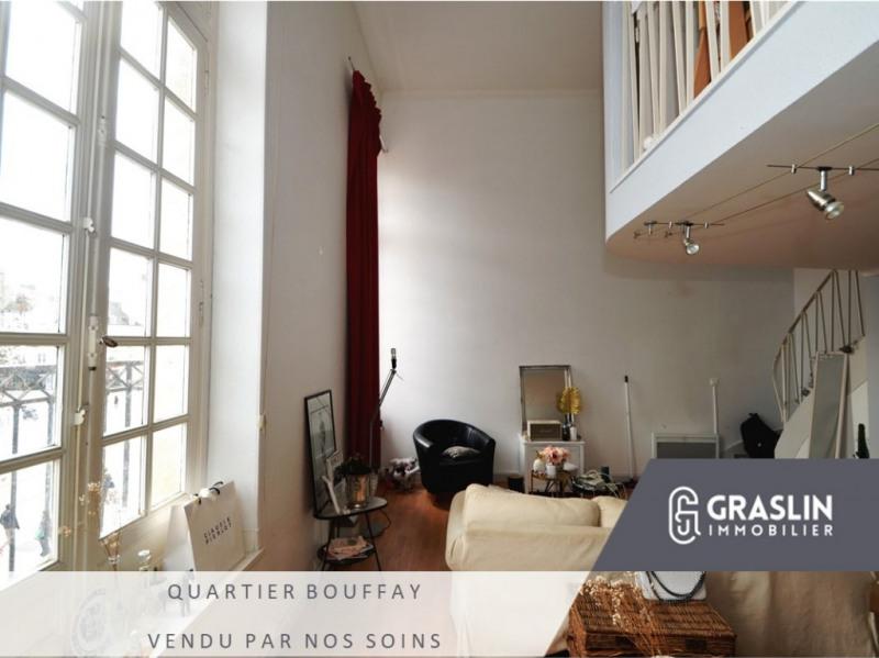 Vente appartement Nantes 175000€ - Photo 1