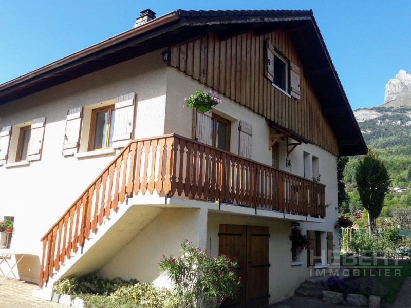 Vente maison / villa Passy 395 000€ - Photo 1