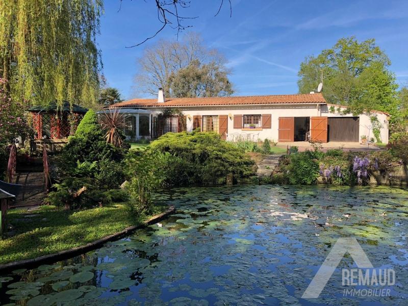 Sale house / villa Mouilleron le captif 247140€ - Picture 1
