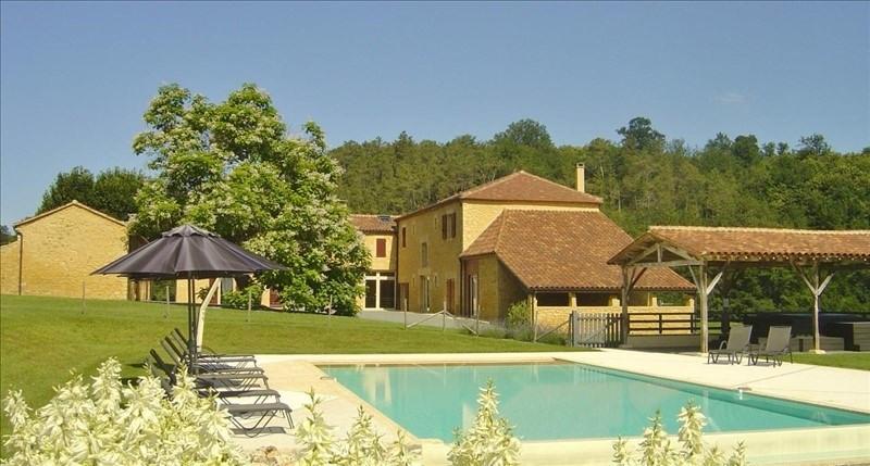 Deluxe sale house / villa Larzac 1200000€ - Picture 1