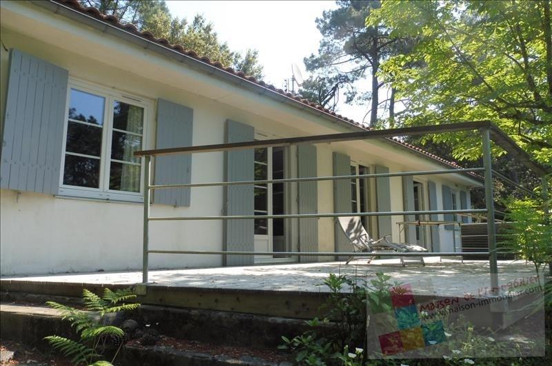 Sale house / villa Meschers sur gironde 337600€ - Picture 1