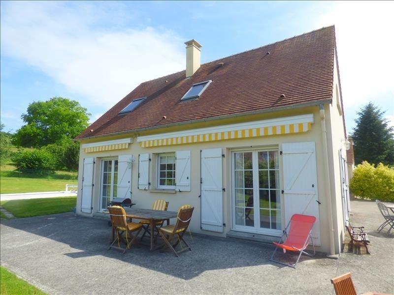 Sale house / villa Saint-martin-aux-chartrains 399500€ - Picture 3