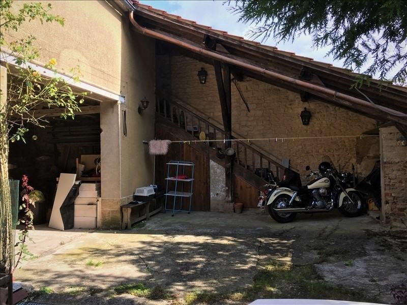 Vente maison / villa Mont st sulpice 149000€ - Photo 10