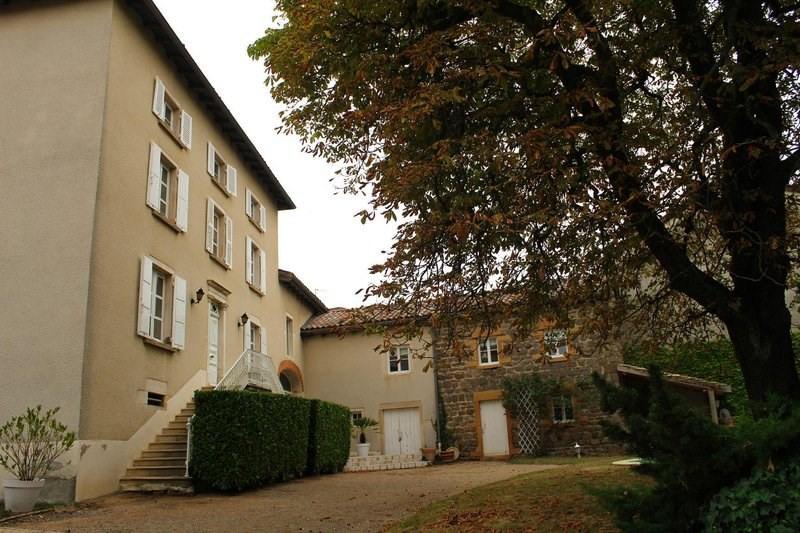 Deluxe sale house / villa Villefranche-sur-saône 649000€ - Picture 10