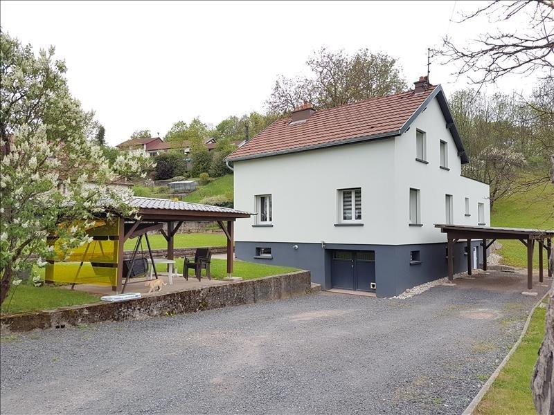 Vente maison / villa St die 219350€ - Photo 2