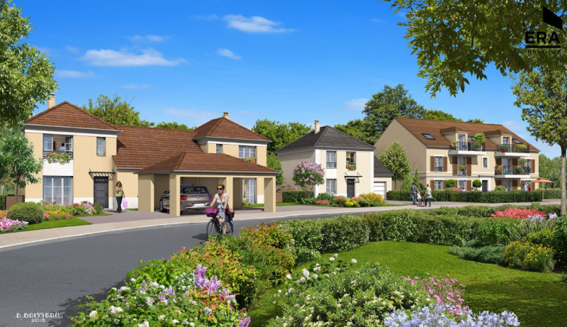Vente maison / villa Brie comte robert 375000€ - Photo 4