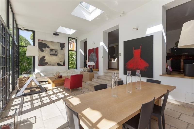 Deluxe sale house / villa Meulan 1290000€ - Picture 2