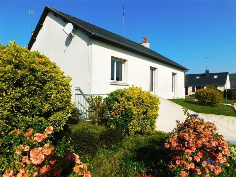 Vente maison / villa St germain en cogles 119600€ - Photo 1