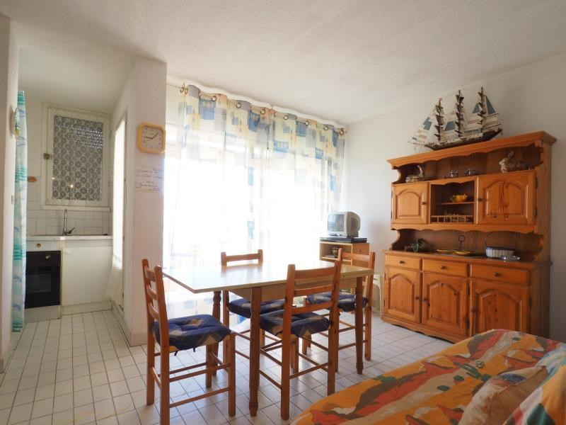 Sale apartment Le grau du roi 135000€ - Picture 1