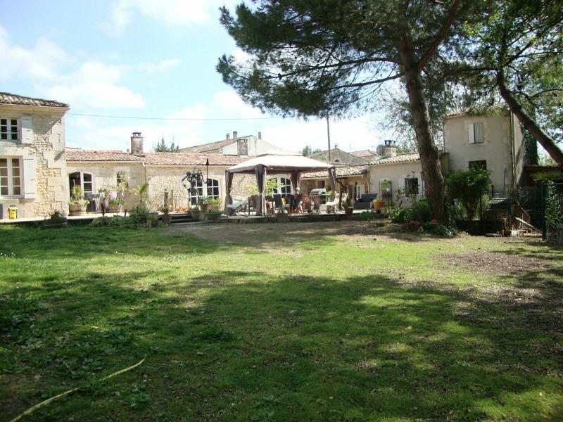 Vente maison / villa St andre de lidon 409500€ - Photo 1