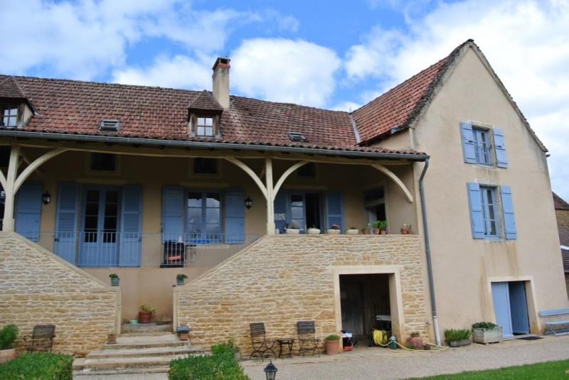 Vente de prestige maison / villa Cluny 785000€ - Photo 4