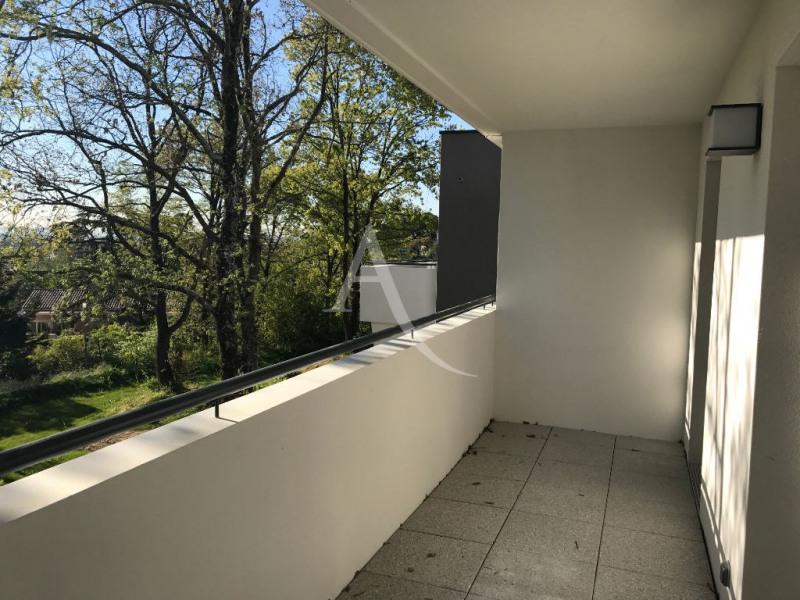 Rental apartment Colomiers 554€ CC - Picture 1