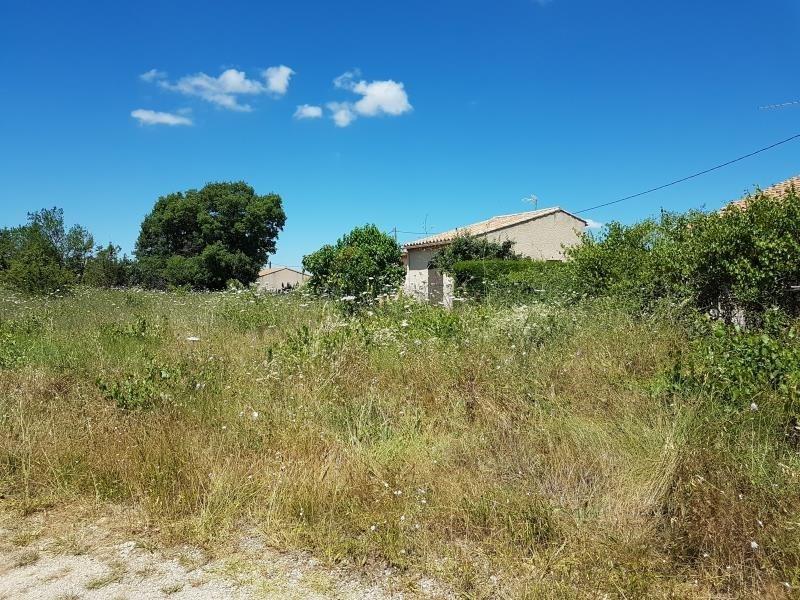 Vente terrain Brignoles 110250€ - Photo 1