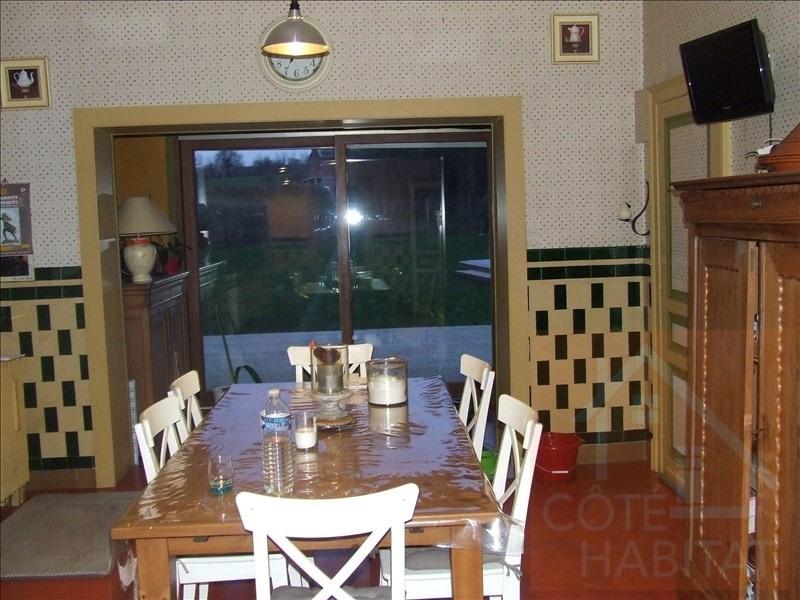 Sale house / villa Avesnes sur helpe 238990€ - Picture 5