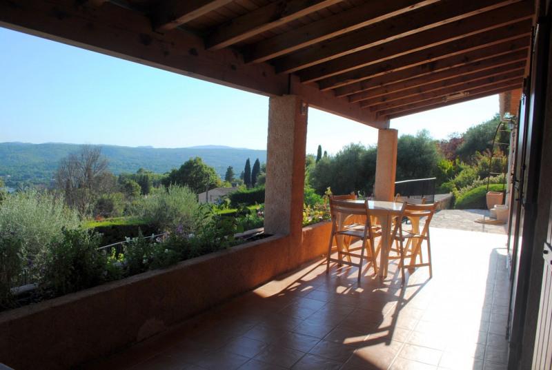 Vente de prestige maison / villa Montauroux 598000€ - Photo 22
