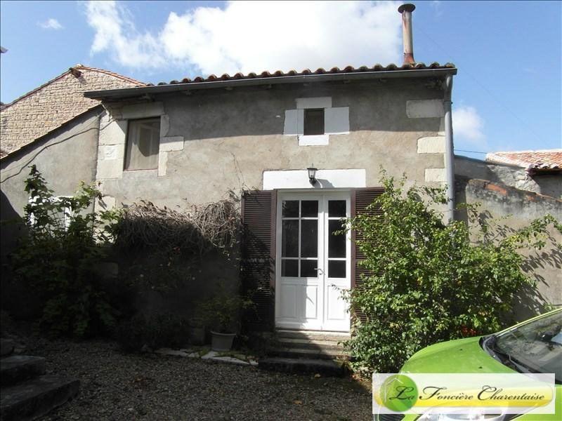 Sale house / villa Aigre 286000€ - Picture 9