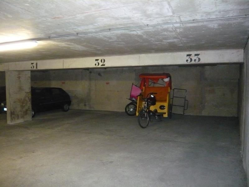 Sale parking spaces Paris 14ème 57000€ - Picture 3