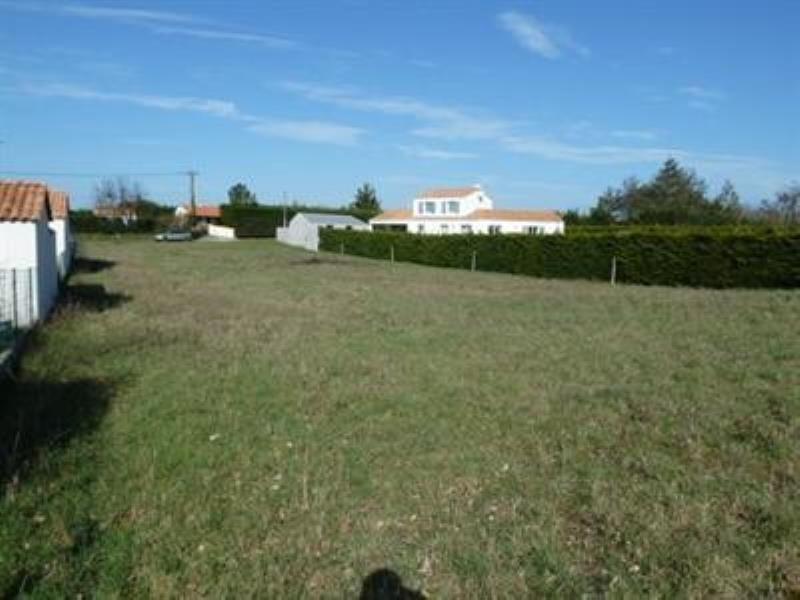 Sale site Longeville sur mer 85900€ - Picture 1