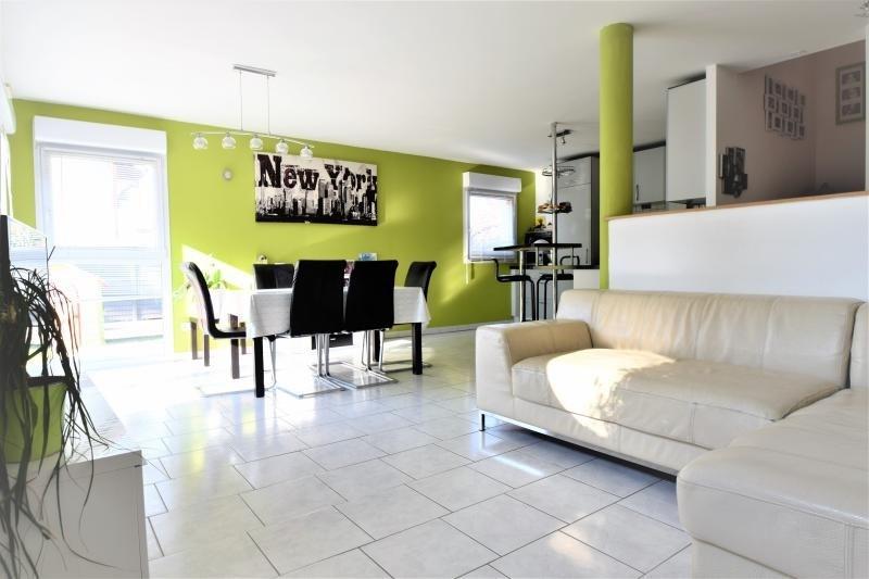 Verkoop  appartement Zaessingue 189000€ - Foto 2