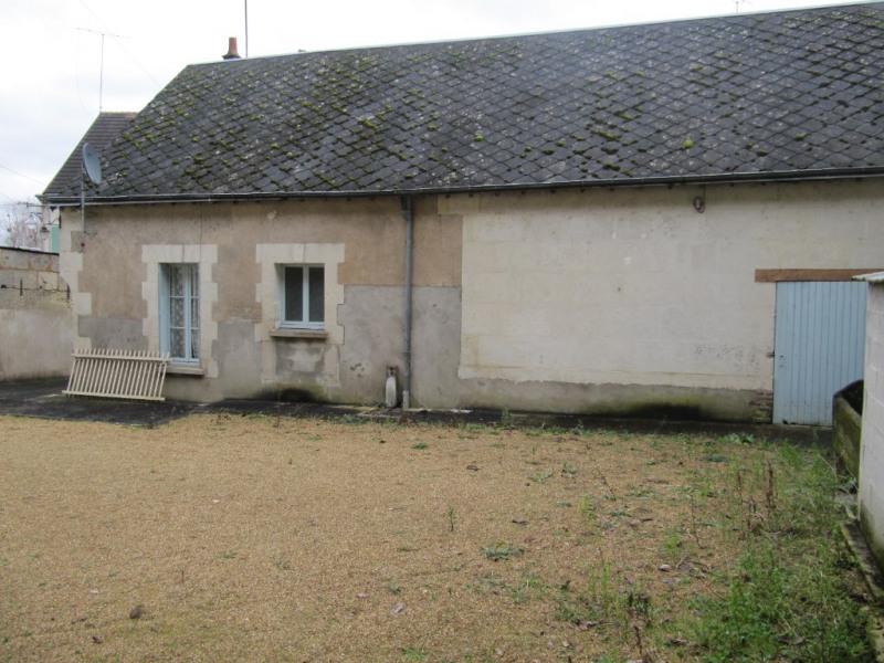 Sale house / villa Montoire sur le loir 45700€ - Picture 1