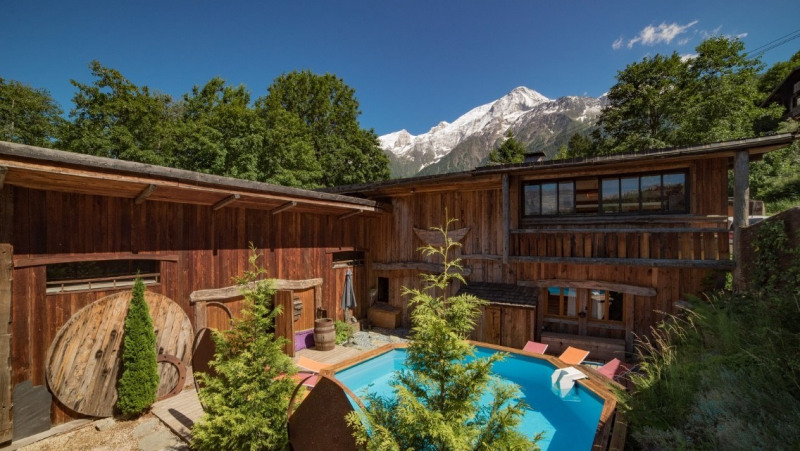 Deluxe sale house / villa Les houches 1 600 000€ - Picture 17