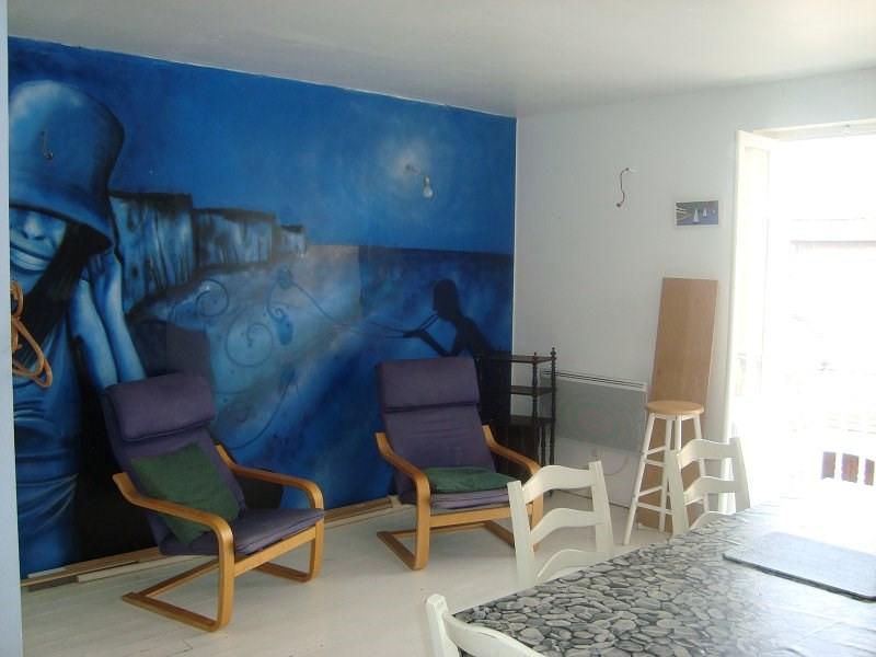 Verkoop  appartement Le treport 75000€ - Foto 5