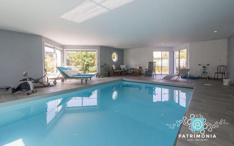 Sale house / villa Clohars carnoet 540800€ - Picture 5