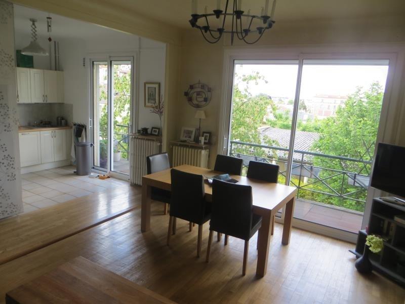 Sale apartment Clamart 480000€ - Picture 2