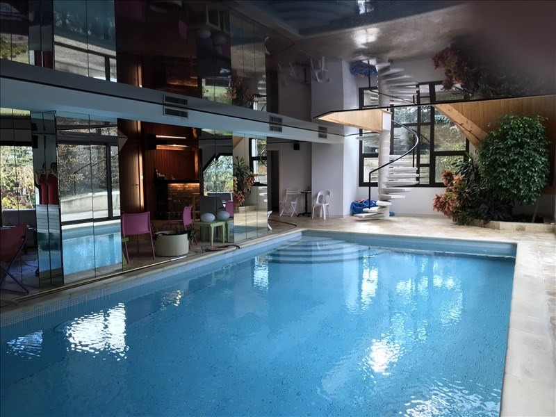 Vente de prestige maison / villa Commelle vernay 599000€ - Photo 1