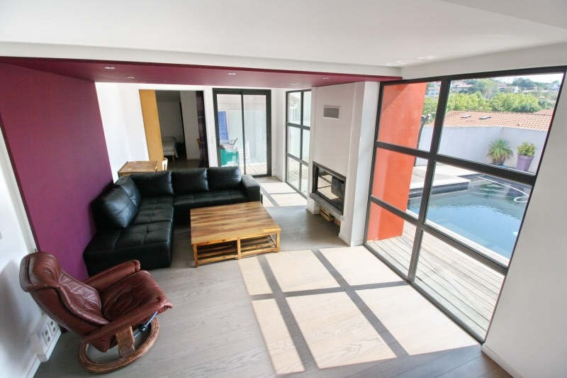 Deluxe sale apartment Bidart 885000€ - Picture 4