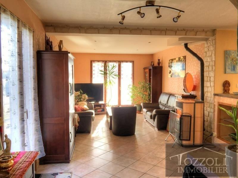 Sale house / villa Satolas et bonce 370000€ - Picture 2