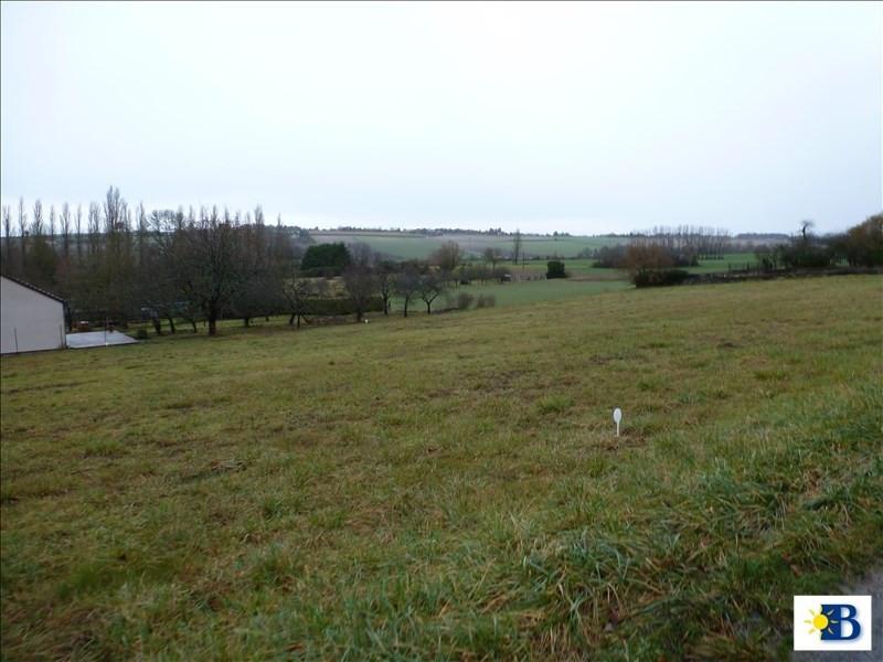 Vente terrain Targe 24000€ - Photo 2
