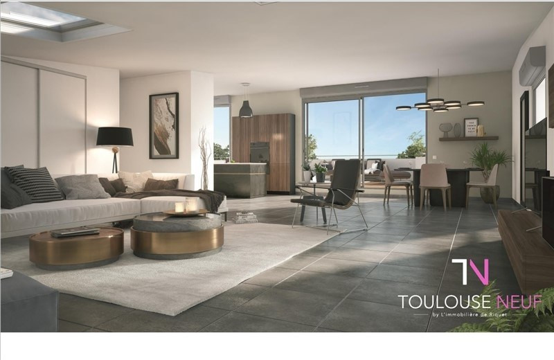 Vente appartement Toulouse 389900€ - Photo 3