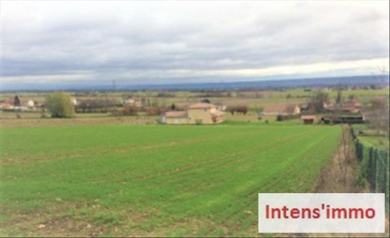 Vente terrain Beaurepaire 74900€ - Photo 1