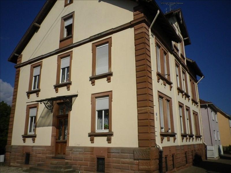 Rental apartment Reichshoffen 340€ CC - Picture 5