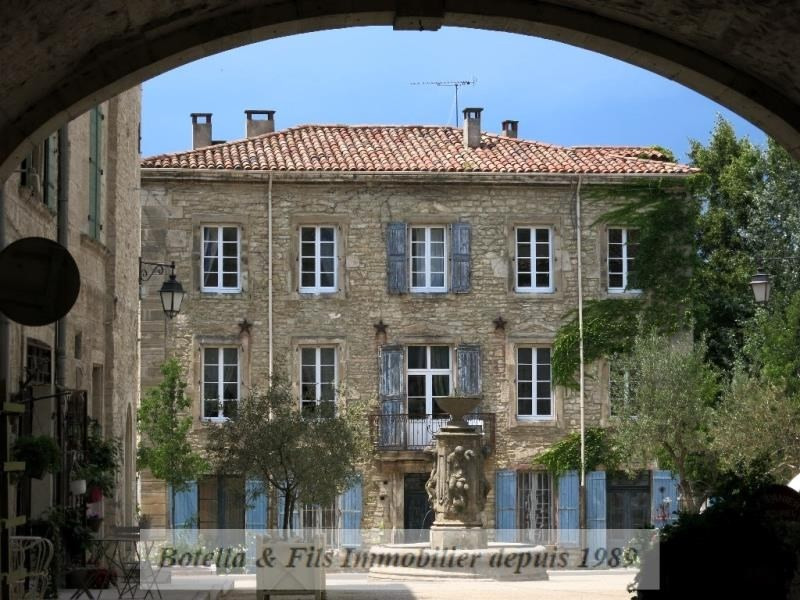 Verkoop van prestige  huis Barjac 795000€ - Foto 1