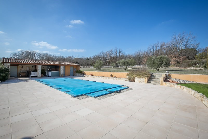 Deluxe sale house / villa Le puy ste reparade 798000€ - Picture 5