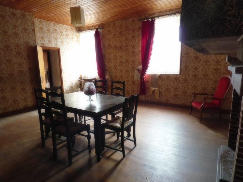 Sale house / villa Pluzunet 108000€ - Picture 5