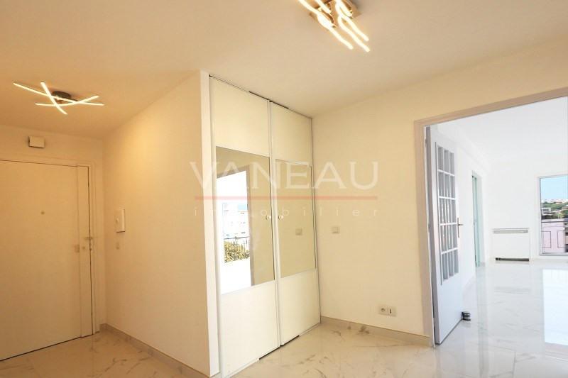 Vente de prestige appartement Antibes 472000€ - Photo 7