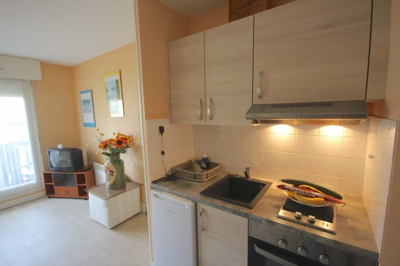 Sale apartment Villers sur mer 78 800€ - Picture 1