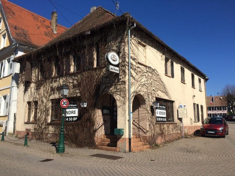Sale building Lauterbourg 169000€ - Picture 1