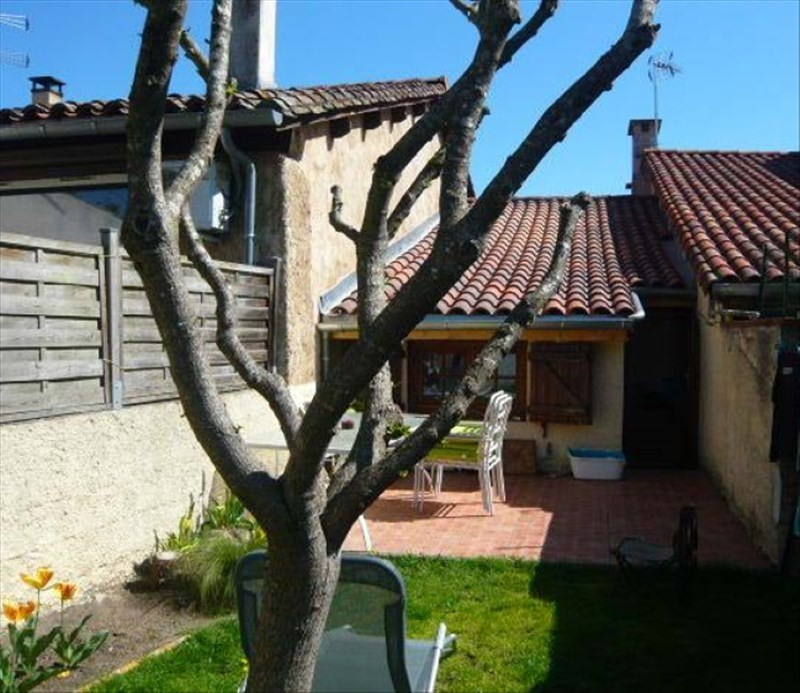 Rental house / villa Aussonne 524€ CC - Picture 1