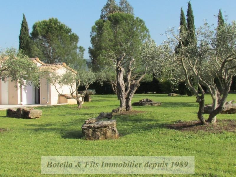 Vente maison / villa Barjac 399000€ - Photo 3