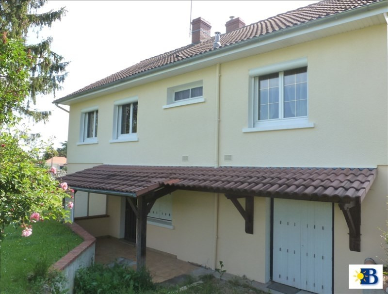 Vente maison / villa Chatellerault 169 600€ - Photo 2