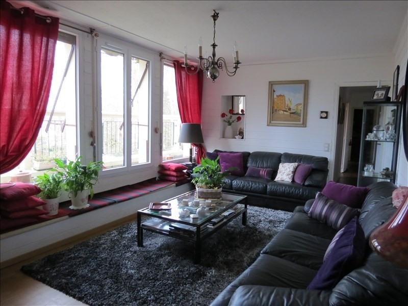 Vente appartement Le plessis bouchard 275000€ - Photo 2