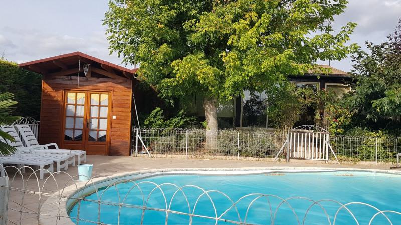 Sale house / villa Baziege 415000€ - Picture 6