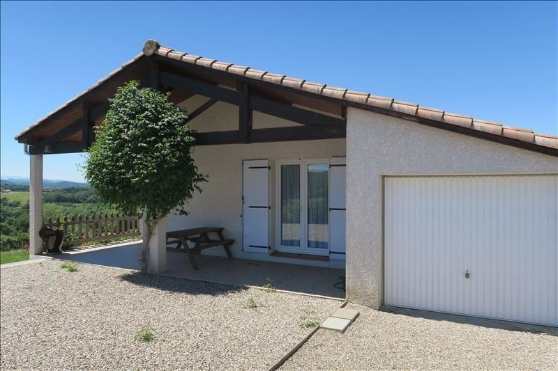 Vente maison / villa Mirepoix 215000€ - Photo 2