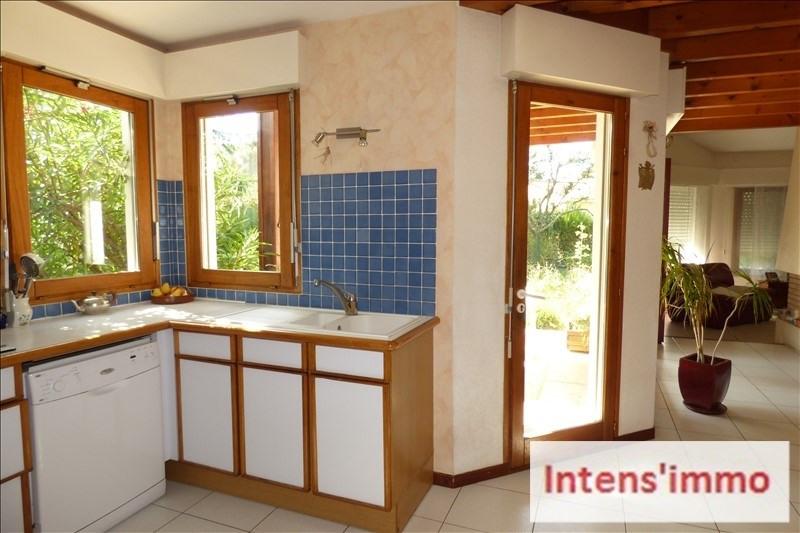 Sale house / villa Malissard 425000€ - Picture 5