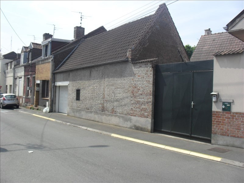 Vente maison / villa Billy montigny 376200€ - Photo 1