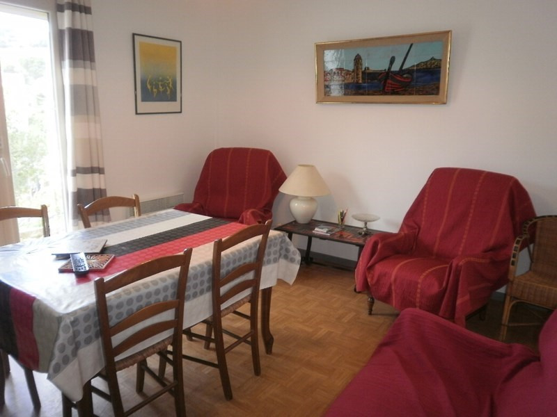 Location vacances maison / villa Collioure 540€ - Photo 2